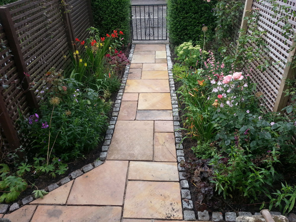 Garden Design Landscaping Edinburgh