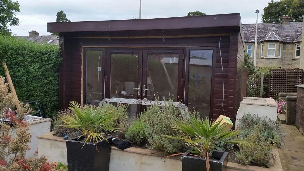 Garden Summer Houses Edinburgh-24